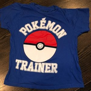Pokémon | Pokémon trainer tee